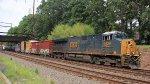 CSX 3429 DPU on Q410